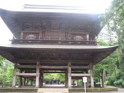 Engaku-ji Temple Gate