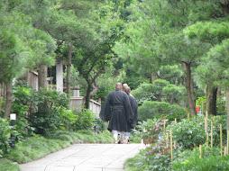 Kenchoji Monks