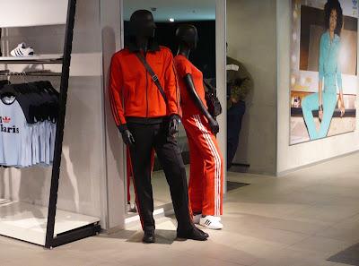 The3stripesblog Adidas Beckenbauer Tracksuit Black And Red Adidas