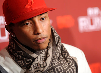 Pharrell parle de King Uncaged