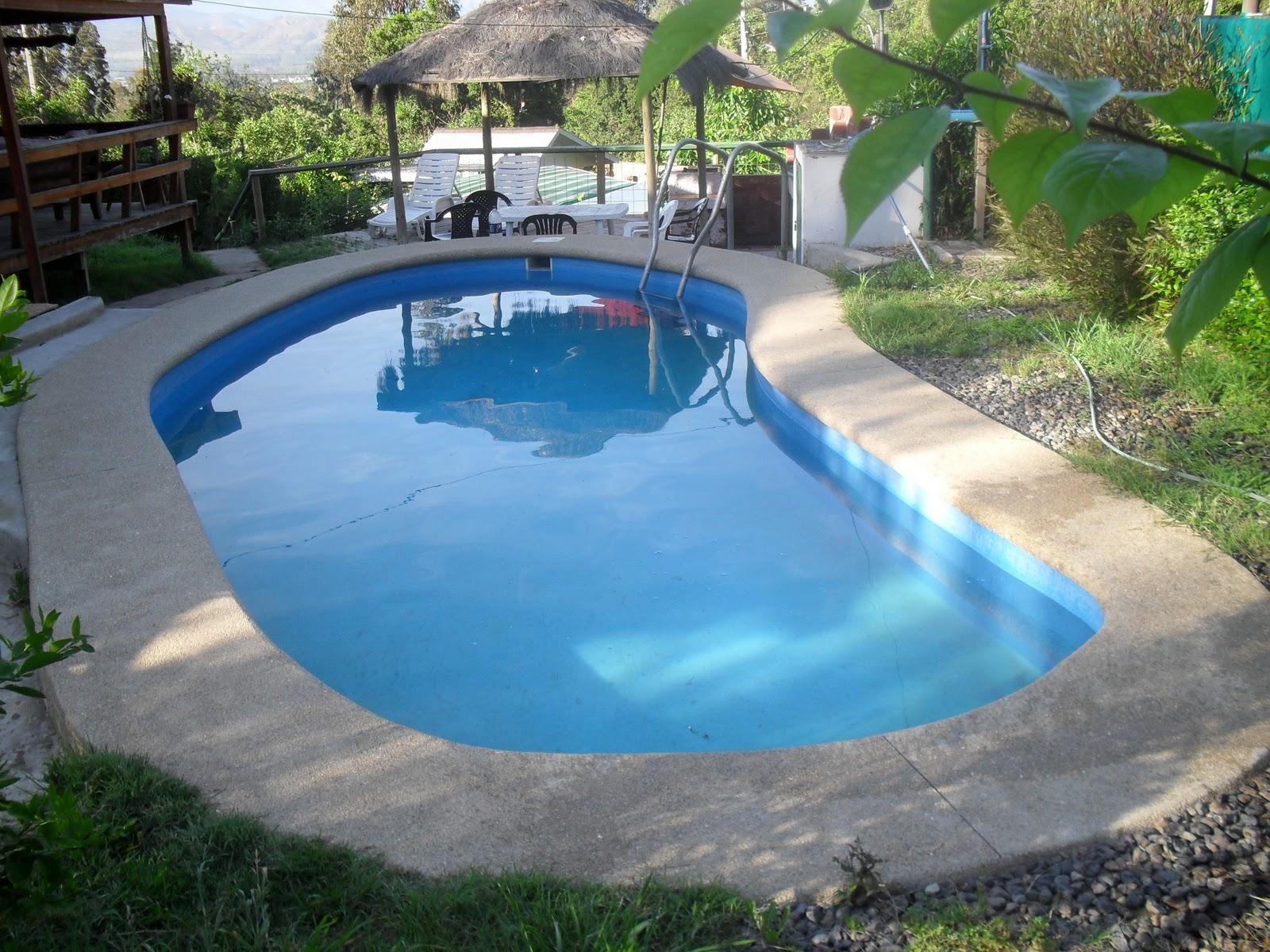 Construcciones ordenes y alvarado for Construccion piscinas chile
