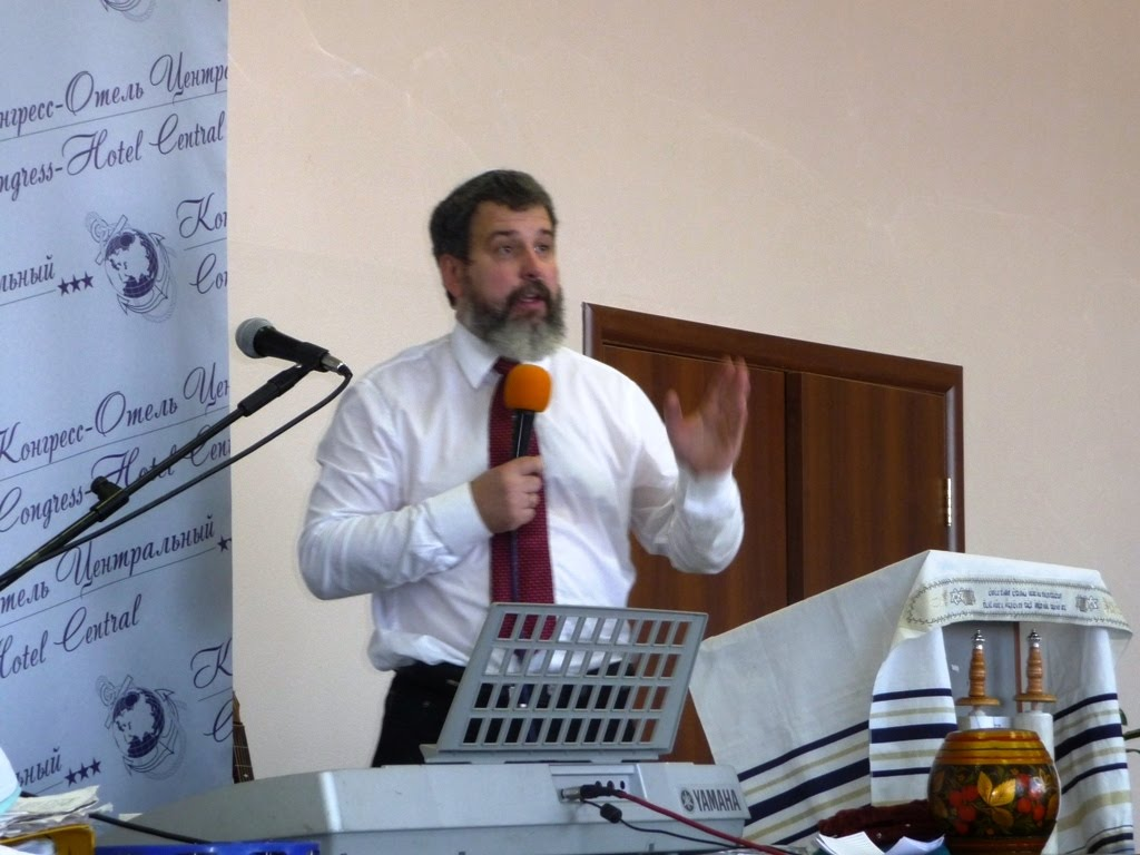 Pastor of the messianic church