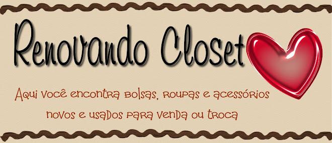 Renovando Closet