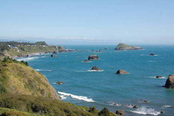 Our View in Brookings Oregon