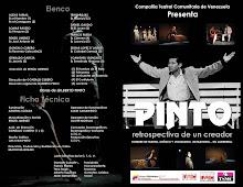 """Pinto """"Retrospectiva de un Creador"""""""