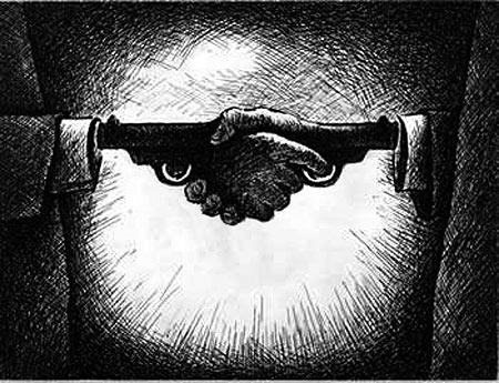 Pactos electorales basados en la necesidad y el miedo