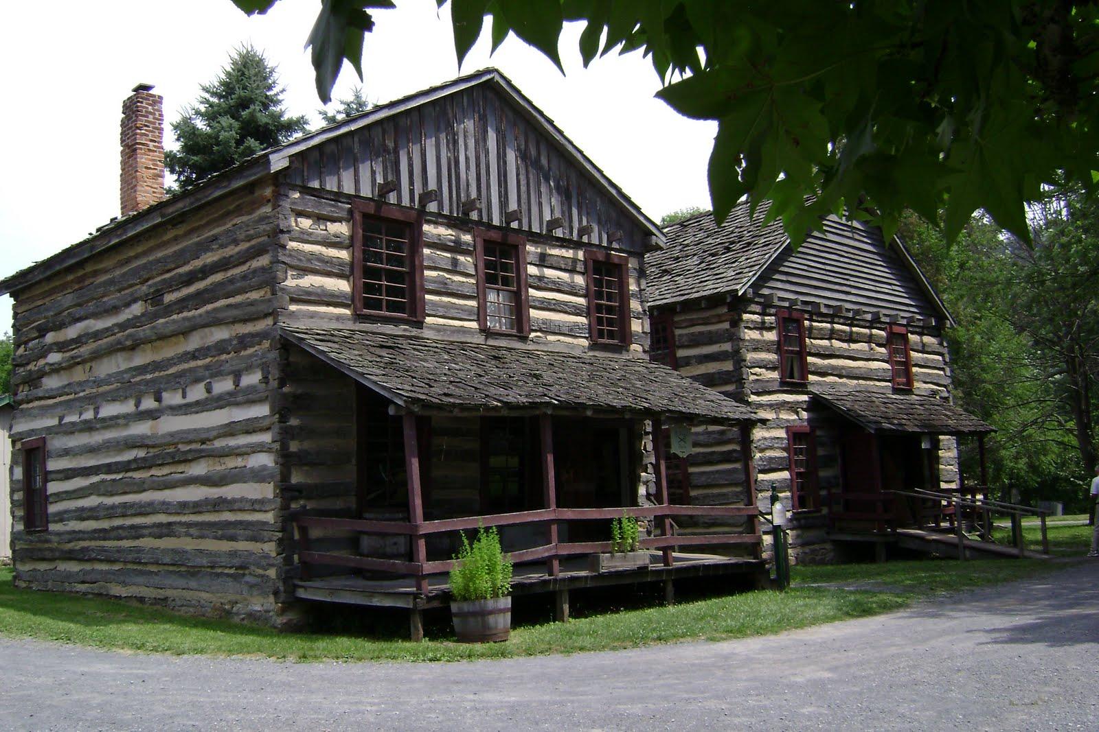 Meadowbrook Cabin Old Bedford Village Bedford Pa