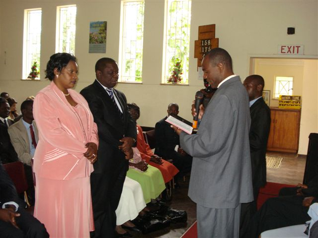 REV HOVE BIDS TRUE ZIM FIRST LADY GOODBYE!!!