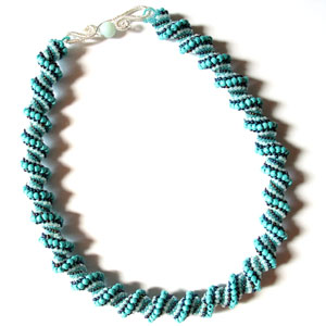 Necklace | Free Patterns | Prima Bead