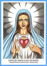 María nos pide su Rosario en Fátima y Lourdes