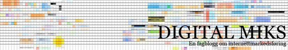 DigitalMiks.com - En fagblogg om internettmarkedsføring