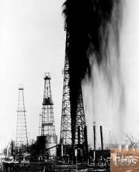 Oil Gusher (early 1900's)