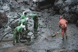 Oil Toxic Sludge & Humans At Risk