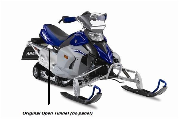 Yamaha Phazer Windshield