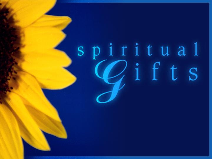 Discovering Your Spiritual Gifts: A Personal Inventory Method by