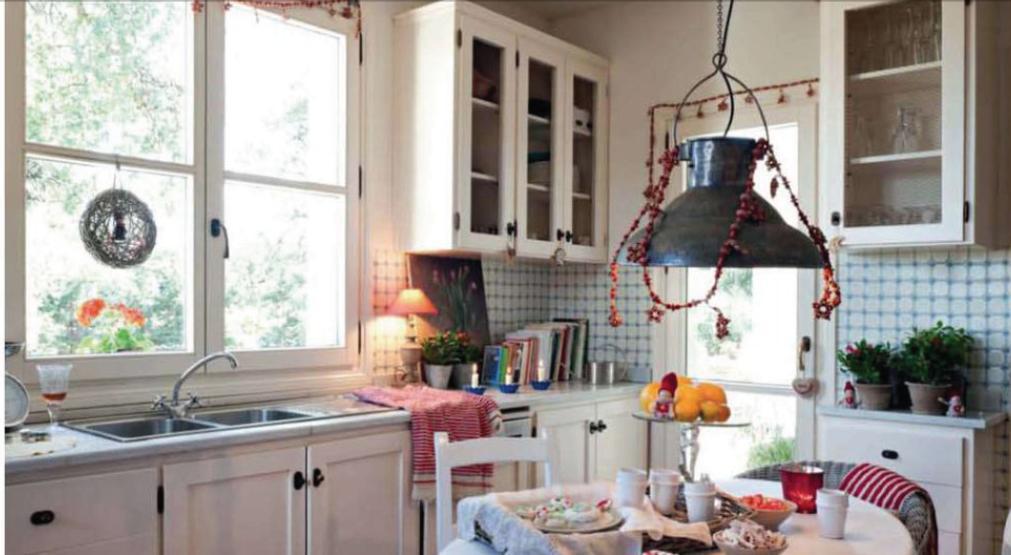 Imagenes de como decorar tu casa en navidad - Decorar en navidad la casa ...