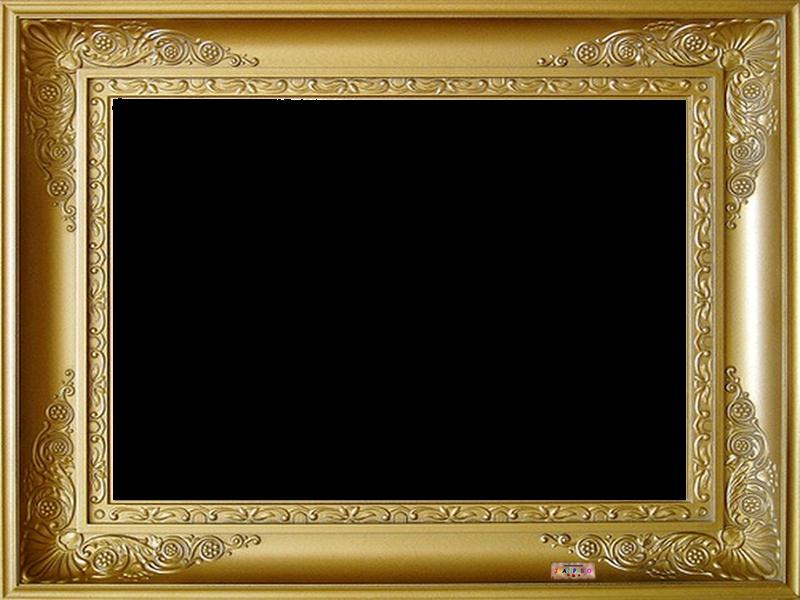marcos photoscape marcos photoscape clasico cerco dorado 4