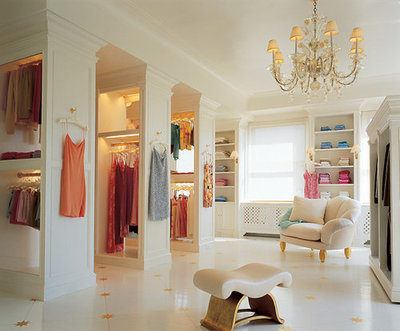 A Whole Room {by Manhattan Standards A Whole Apartment) As A Closet!! You  Could Have A Party In Here. Just Bring Champagne. ; )