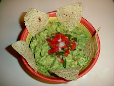 The Best Guacamole--EVER!!