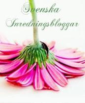 Stolt medlem av Svenska Inredningsblogg