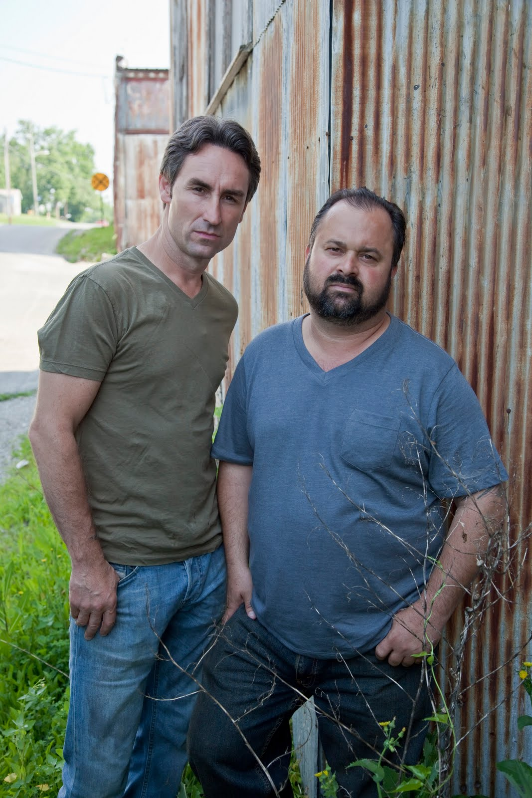 American Pickers Danielle And Mike Married Season of american pickers