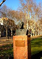 Charles de Gaulle, Esplanade, Montpellier