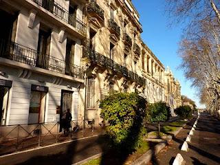 Montpellier et son Esplanade