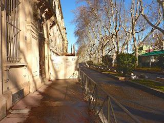 Avenue Serrail, Montpellier