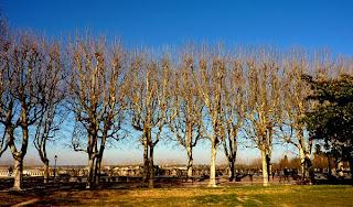 Montpellier, le Peyrou