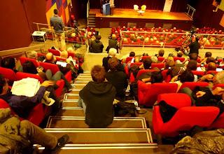 Salle Rabelais à Montpellier