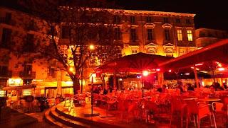 Place Jean Jaurès, Montpellier