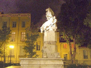 Montpellier, Place de la Canourgue