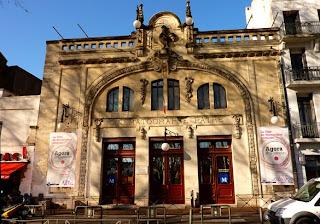 Salle Rabelais, Montpellier