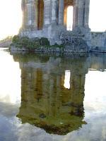 Montpellier, château d'eau