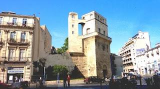 Tour de la Babote à Montpellier