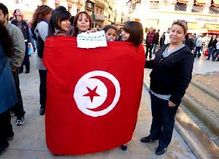 La révolution du peuple tunisien