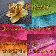 FELT - FLOWER 2010