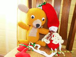 Mis regalitos, hechos por Minte,preciosos!!!