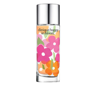 Spring Fragrance Clinique Happy in Bloom 2010