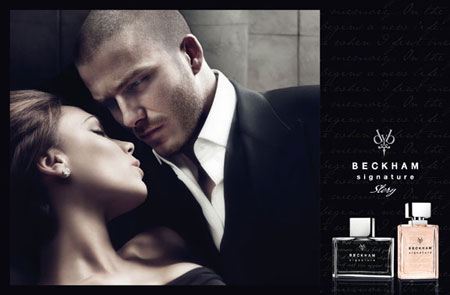 New Perfume from David and Victoria Beckham