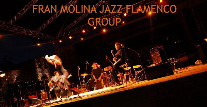 Fran Molina jazz flamenco group
