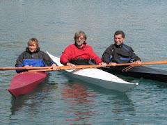 Kayaks groelandeses