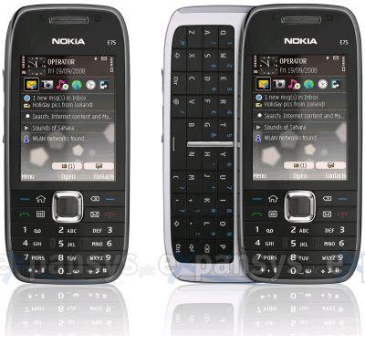 Nokia E75 Phone