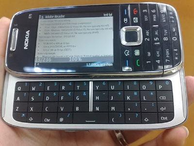 Nokia E75 Mobile Phone