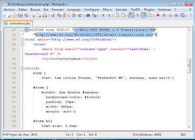 Notepad ++ Portable Gratis 5.0