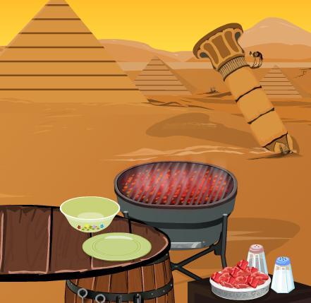 Aprender a preparar comida egipcia for Preparar comida
