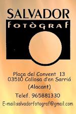 Fotògraf col·laborador de la Colla el Pinyol