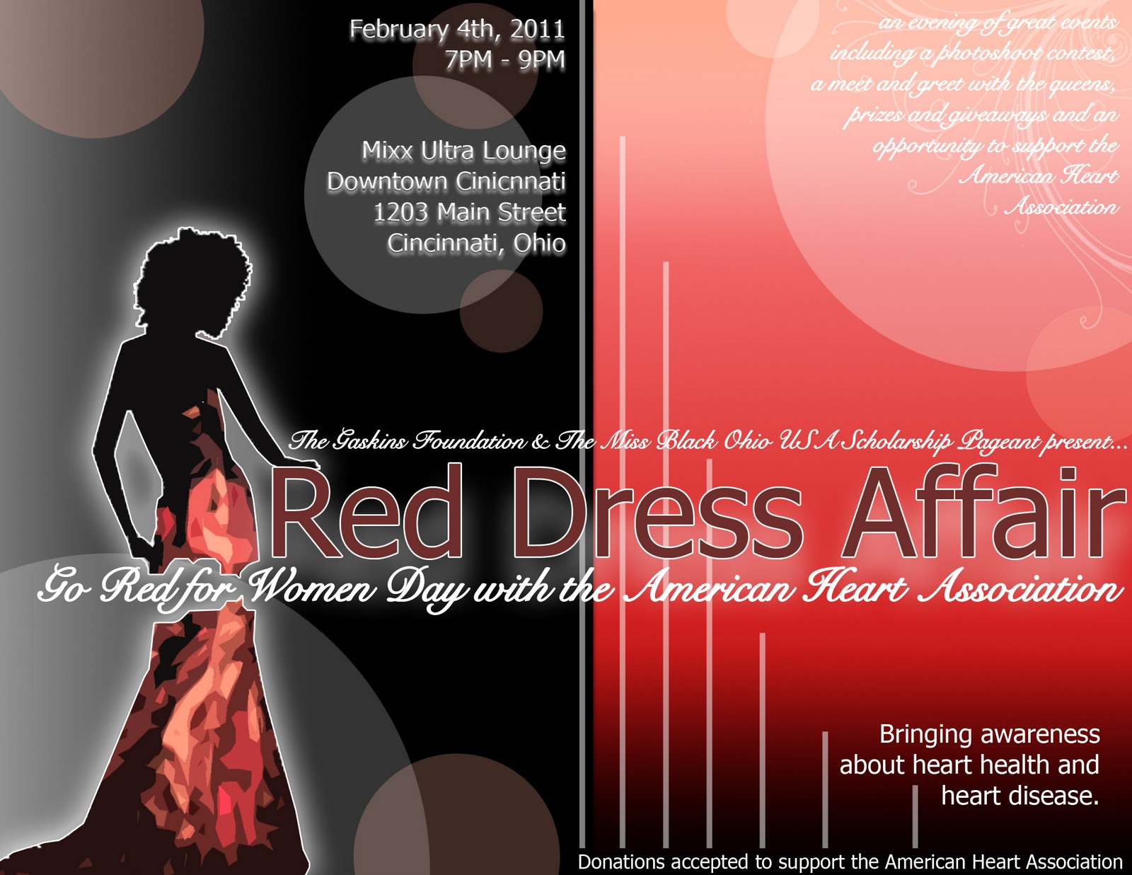 Free Red Dress Pin from the American Heart Association - LogicBUY