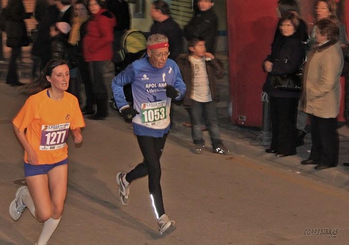 Ultramaratoniano jose el ii cross nocturno gim nez ganga de sax de 2011 Gimenez ganga madrid