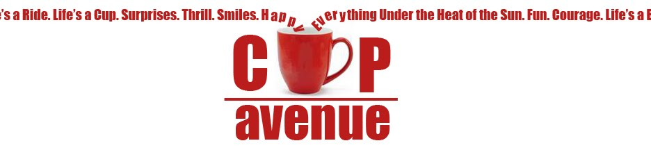 Cup Avenue: Seeing Thyself Inside a Cup